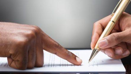ЭЦП заемщика (аналог собственноручной подписи)